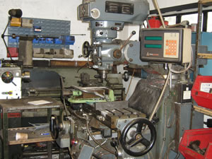 PerlamSheetMetal Machine Shop